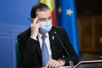 """Ludovic Orban, despre schimbarea din functie a ministrului Vlad Voiculescu: """"Orice ministru care nu isi face datoria va pleca din Guvern"""""""