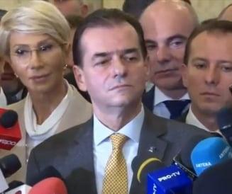 Ludovic Orban, dupa ce motiunea a trecut: Nu ne bucuram astazi, guvernarea Romaniei este un lucru mult prea grav