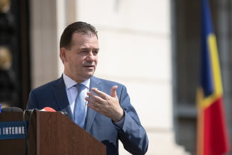 Ludovic Orban, intalnire cu Comitetul National pentru Situatii de Urgenta. Se anunta noi restrictii pentru terase