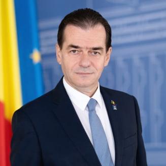Ludovic Orban, laude pentru cei care-l pazesc. Ce mesaj a transmis presedintele Camerei Deputatilor de ziua SPP