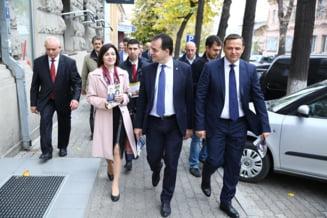 Ludovic Orban, mesaj de sustinere pentru Maia Sandu si Andrei Nastase