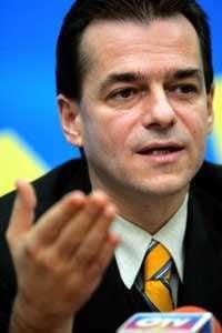 Ludovic Orban, nemultumit de cum lucreaza Euroconstruct Trading