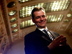 Ludovic Orban, scos la licitatie