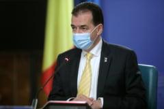 Ludovic Orban a anuntat ca legea care prevede redeschiderea pietelor a fost atacata la CCR de catre Guvern
