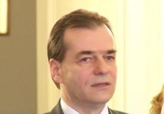 Ludovic Orban a vorbit cu Iohannis inainte de a-si depune candidatura la sefia PNL