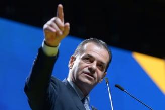 """Ludovic Orban cere ca """"joaca de-a politica să se termine"""". Încă speră la o coaliție de guvernare formată din PNL, USR-PLUS și UDMR"""