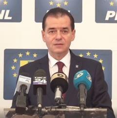 Ludovic Orban cere demisia lui Tariceanu de la sefia Senatului: Nevinovatii se pot apara in instanta. Kovesi nu mai e sef la DNA