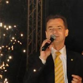 Ludovic Orban face profetii electorale la miezul noptii