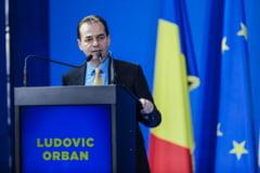 """Ludovic Orban il acuza pe senatorul USR George Dirca de """"distrugerea solidaritatii"""" Opozitiei din Senat"""