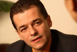 Ludovic Orban il vrea pe Crin Antonescu premier, nu presedinte