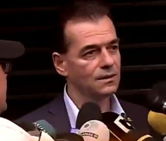 Ludovic Orban isi retrage candidatura la Primaria Capitalei: A fost pus sub control judiciar de DNA