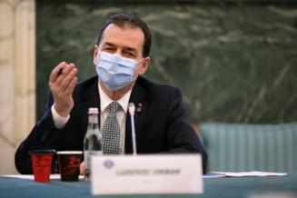 Ludovic Orban raspunde acuzelor presedintilor celor doua Camere ale Parlamentului, pesedistii Marcel Ciolacu si Robert Cazanciuc, referitoare la ilegalitatea prelungirii starii de alerta