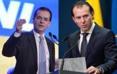 Ludovic Orban si Florin Citu ar putea deschide lista PNL la alegerile parlamentare