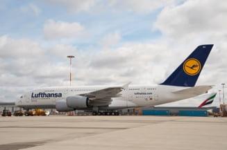 Lufthansa a anulat greva