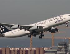 Lufthansa a primit aprobarea sa aduca 50 de avioane in Germania