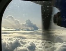 Lufthansa si KLM au trimis avioane in norul de cenusa: Se poate zbura!