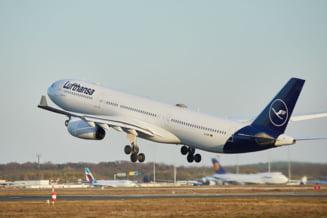 Lufthansa va relua zborurile catre 20 de destinatii de la jumatatea lunii iunie