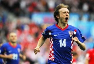 Luka Modric, dorit la Juventus