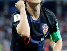Luka Modric, starul lui Real Madrid, vicecampion mondial, a acceptat o pedeapsa de 8 luni de inchisoare