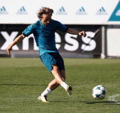 Luka Modrici si Ivan Rakitici nu vor juca pentru nationala Croatiei in meciurile cu Portugalia si Franta