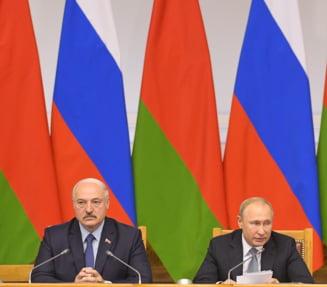 Lukasenko acuza Moscova de presiuni pentru unificare: E o onoare sa fiu primul presedinte al R.Belarus, nu vreau sa fiu si ultimul