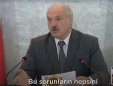 Lukasenko i-a cerut lui Putin mai multe tipuri de arme, la intalnirea de la Soci