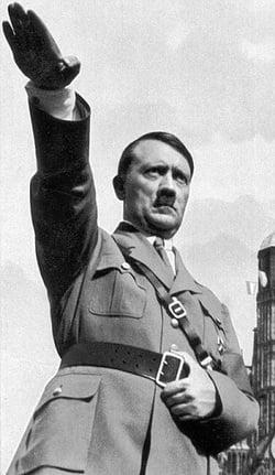 Lumea nazista ascunsa - consumul de droguri al lui Hitler (Video)