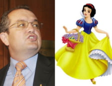 Lumea se prabuseste, Romania petrece cu Alba ca Zapada (Opinii)