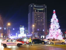 Luminile de Sarbatori vor fi aprinse miercuri in Bucuresti, la ora 19.00
