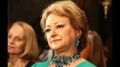 Luminita Constantinescu a murit. Realizatoarea de emisiuni radio si TV avea 71 de ani si era internata in spital din 30 decembrie