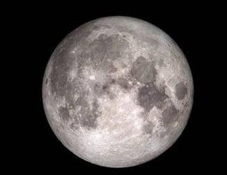 Luna a avut un camp magnetic timp de cel putin 2 miliarde de ani - de doua ori mai mult decat se credea