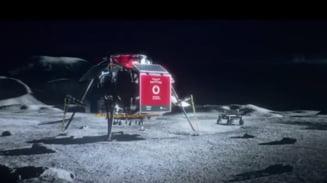 Luna ar putea avea propriul Internet 4G in 2019. Cine s-a gandit la asa ceva (Video)