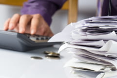 Luni, termen pentru mai multe obligatii fiscale