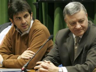 Lupescu neaga razboiul cu Mircea Sandu: Nu suntem animale