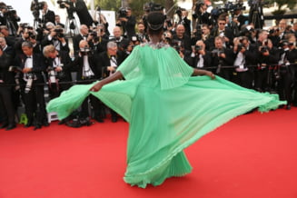 Lupita Nyong'o, fabuloasa pe covorul rosu, la Cannes - Ce au purtat vedetele (Galerie foto)
