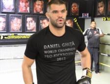 Lupta anului in kickboxingul romanesc: Daniel Ghita s-ar putea lupta cu Morosanu