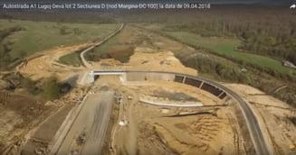 Lupta mare pentru contractul de 1,3 miliarde de lei privind construirea lotului 2 al Autostrazii Lugoj - Deva