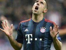 Lupta pentru Balonul de Aur: Ribery, dezamagit de un coechipier din nationala Frantei