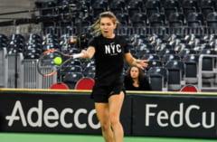 Lupta pentru primul loc WTA: Simona Halep are un avantaj important in duelul cu Wozniacki