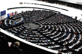 Lupta politica din Romania se muta, miercuri, in Parlamentul European (Video)