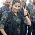 Luptatoarea care a ucis 100 de jihadisti ai Statului Islamic cu mainile goale, decapitata? (Video)