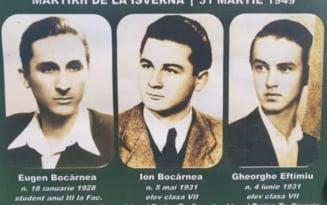 Luptatorii anticomunisti vor fi comemorati duminica la Isverna