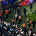 Lupte de stradă la Marseile înaintea derby-ului Franței. 9 polițiști au fost răniți