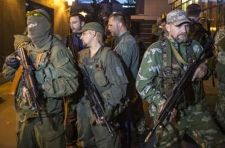 Lupte pentru putere intre rebelii din Ucraina - fostul lider Strelkov ii sfatuieste sa fuga