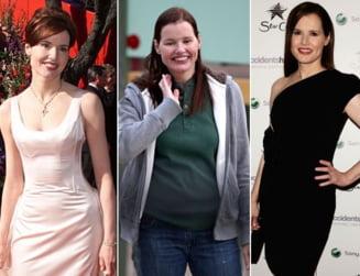 Luptele celebritatilor cu kilogramele (Galerie foto)
