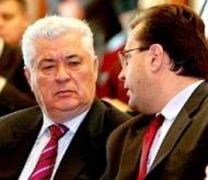 Lupu si Voronin au discutat la Cricova despre alegerea presedintelui