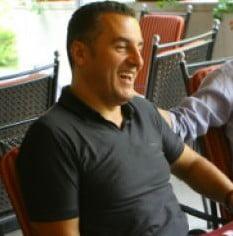 Lutz Stache s-a bucurat la golul lui CFR Cluj