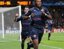 Lyon a facut un pas mare spre semifinalele Ligii Campionilor