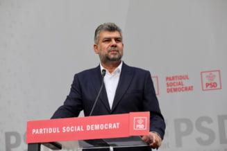 M. Ciolacu: Daca vrea USR suspendarea lui Iohannis si alegeri anticipate, eu personal ma duc la sediul lor sa semnam un protocol