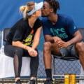 Mâine va fi nuntă mare în tenis! Rivala Simonei Halep se mărită cu Monfils
